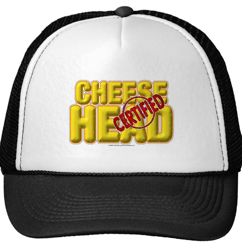 Smity 106 Certified Cheesehead Trucker Hat