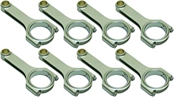 Eagle Specialty Products CRS5780F3D 5.780 4340 Forged H-Beam Connecting Rod Set for Ford
