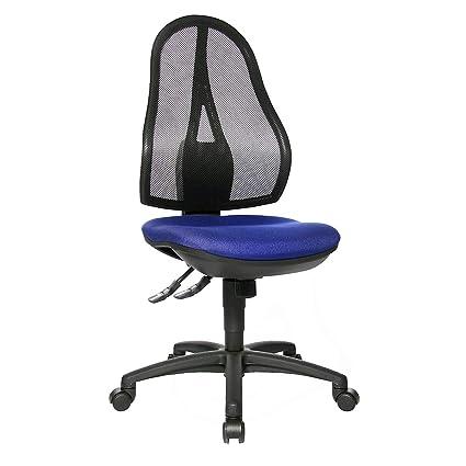 Topstar silla de oficina, mecanismo de sincronización y asiento ...