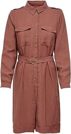 ONLACACIA-ARIS Shirt Dress PNT-W