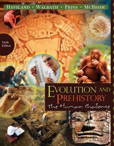 Download Evolution and Prehistory: The Human Challenge Pdf