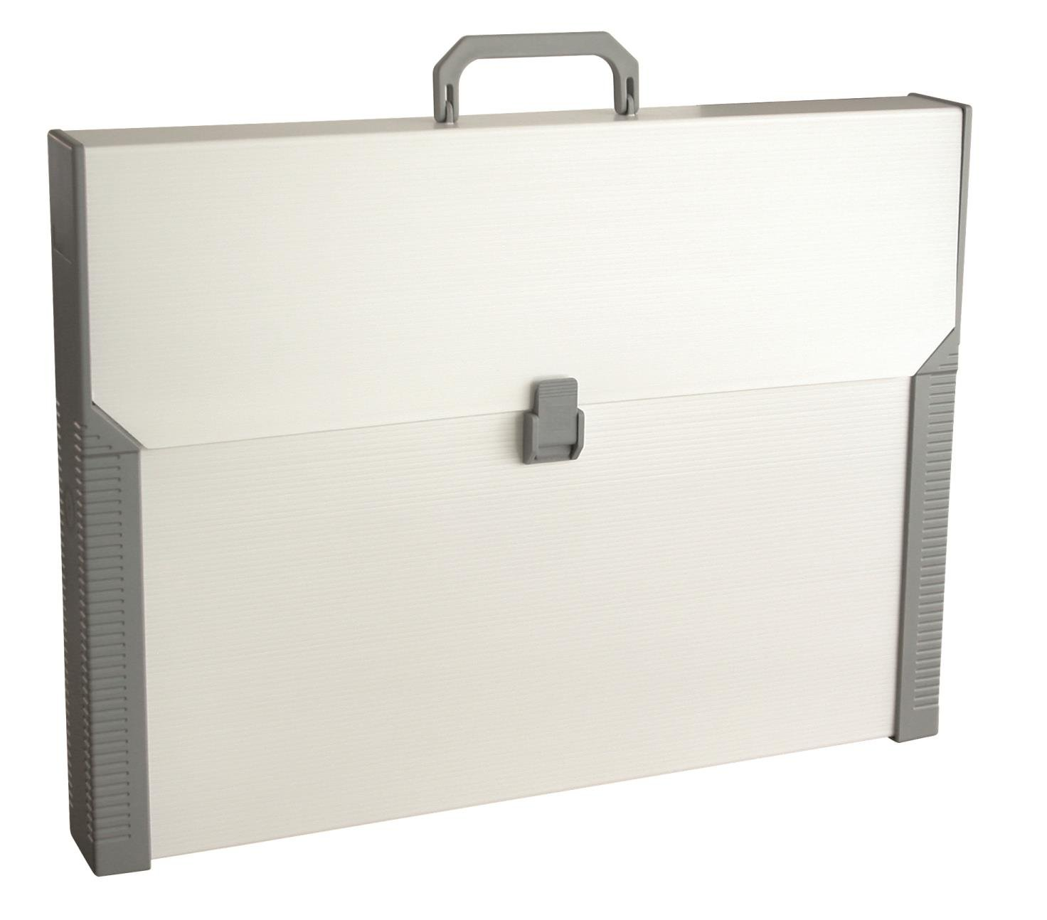Aristo Studio Carry Case A3 Beige/Grey Plastic for Aristo Drawing Boards Studio Case A3