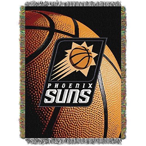 Suns Throw Phoenix - Northwest 051 Photo Real Phoenix Suns NBA Woven Tapestry Throw Blanket (48x60)