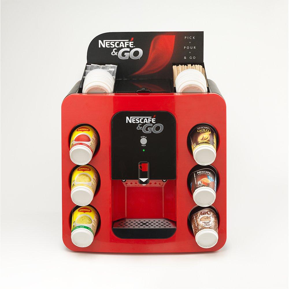 Nescafé & Go Bebidas máquina para Bebidas Calientes W420 x D507 X h393 mm Ref c02405: Amazon.es: Electrónica