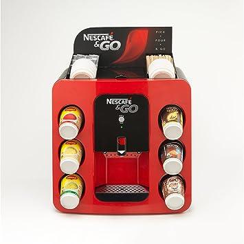 Nescafé & Go Bebidas máquina para Bebidas Calientes W420 x D507 X h393 mm Ref c02405