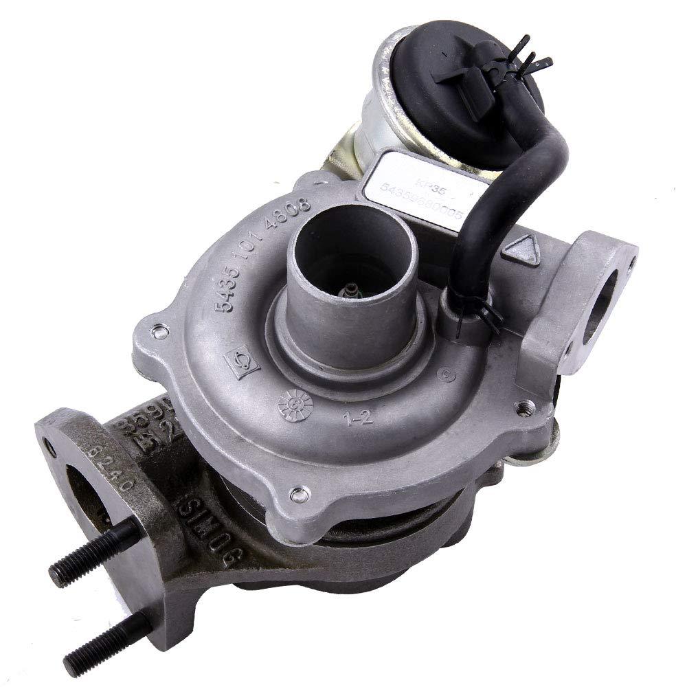 Amazon.com: KP35 turbocharger 54359880005 For Fiat Panda Punto Qubo 1.3 JTD 70HP 73501343: Automotive