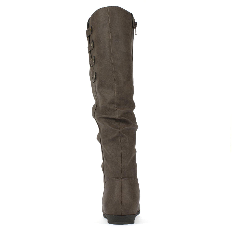 CLIFFS BY WHITE MOUNTAIN Cliffs 'Francie' Women's Boot B06W2G6HD6 7 B(M) US|Brown Suede