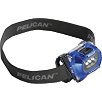 Pelican 2740C LED Headlamp (Translucent Blue)