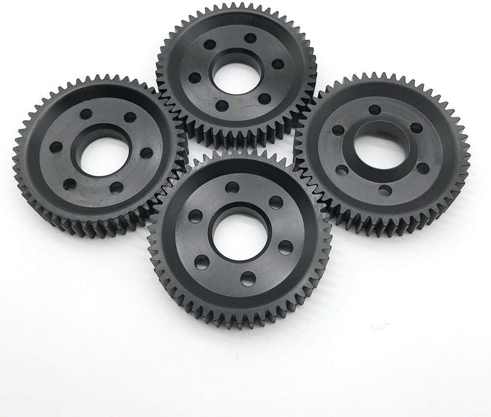 CNC machined Black POM Gear YYONGAO Custom Black POM Machining