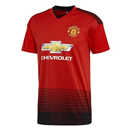 more photos 6df09 0dd7f Manchester United Home Football Jersey with Shorts 2018-2019