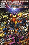 Transformers, The: More Than Meets the Eye (2nd Series) #17A VF/NM ; IDW comic book