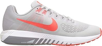 Nike Air Zoom Structure 21, Zapatillas de Running para Hombre, Negro (Vast Grey/Bright Crimson/Atmosphere Grey 006), 44 EU: Amazon.es: Zapatos y complementos