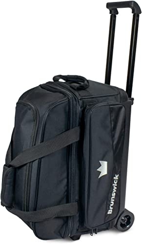 Brunswick Zone Double Roller Bowling Bag