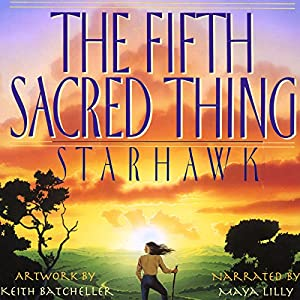 The Fifth Sacred Thing Hörbuch