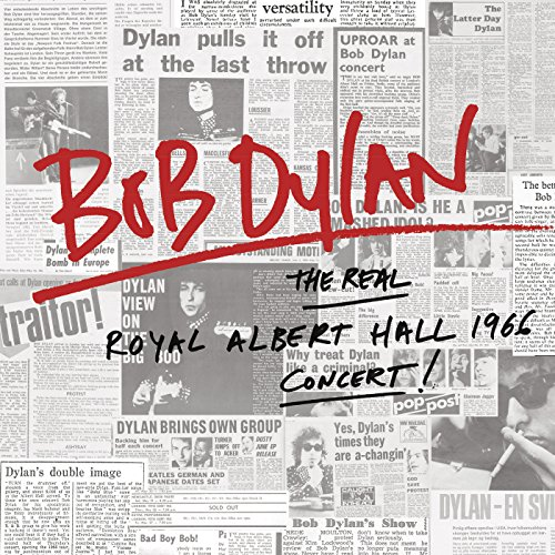 Bob Dylan - The Real Royal Albert Hall 1966 Concert - 2CD - FLAC - 2016 - NBFLAC Download
