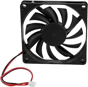 ASHATA Ventilador de Refrigeración de la CPU,Mini Ventilador ...
