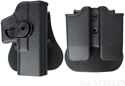 Amazon.com : Vioaplem IWB KYDEX Holster Fits: Glock Gun ...