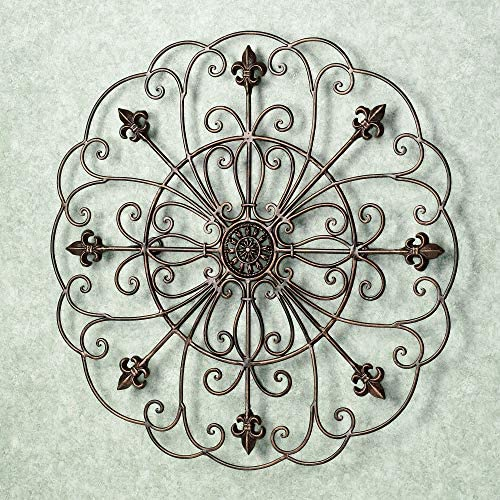 Touch of Class Trevino Wall Grille Antique Bronze