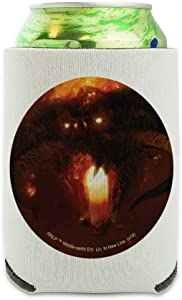 The Lord of the Rings Balrog Character Can Cooler - Drink Sleeve Hugger Collapsible Insulator - Beverage Insulated Holder