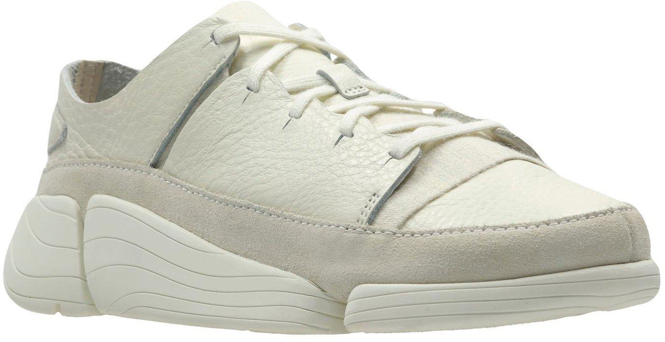 Clarks - Womens Trigenic Evo. Shoe B072JLS9YX 10 B(M) US|White