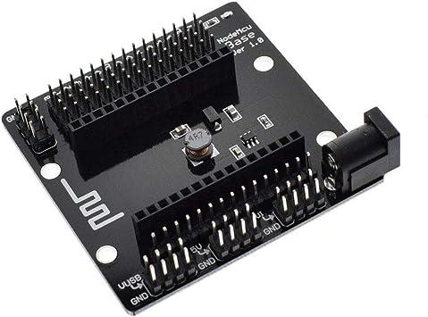 NodeMcu Node MCU Base ESP8266 Testing DIY Breadboard Basics Tester Suitable for NodeMcu