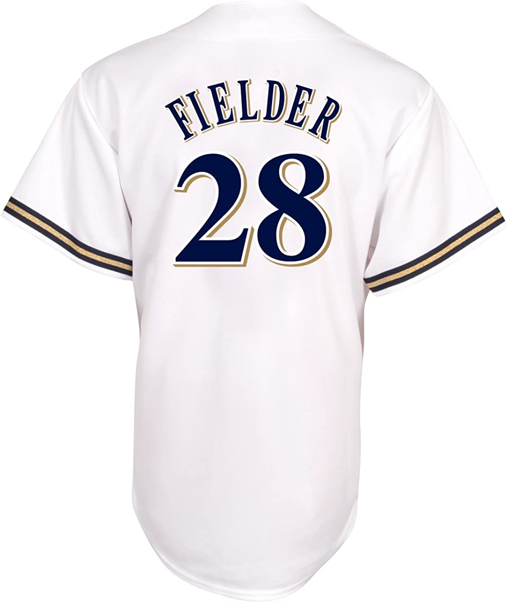 MLB Prince Fielder Milwaukee Brewers