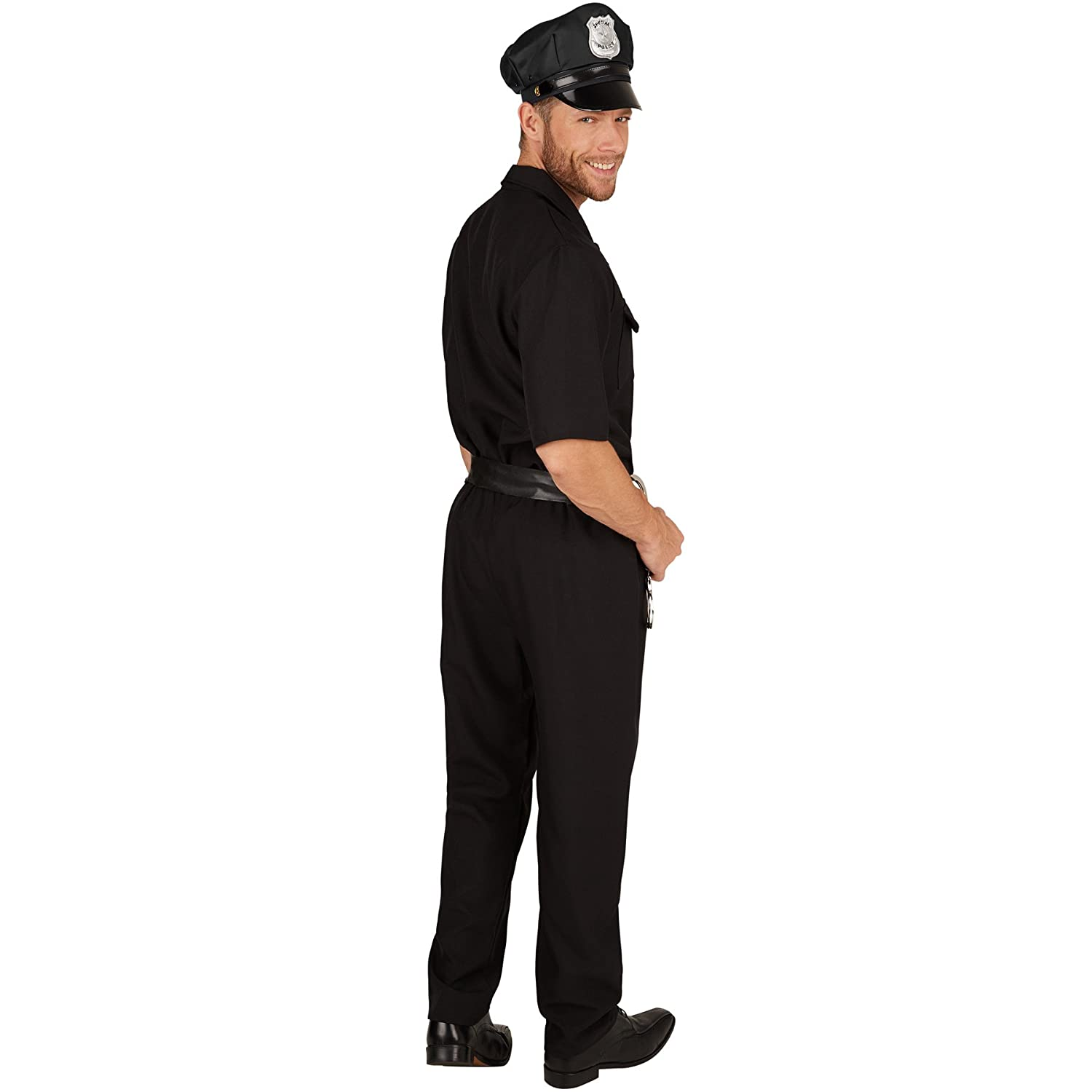 TecTake dressforfun Costume pour Homme Policier  206c62be7be