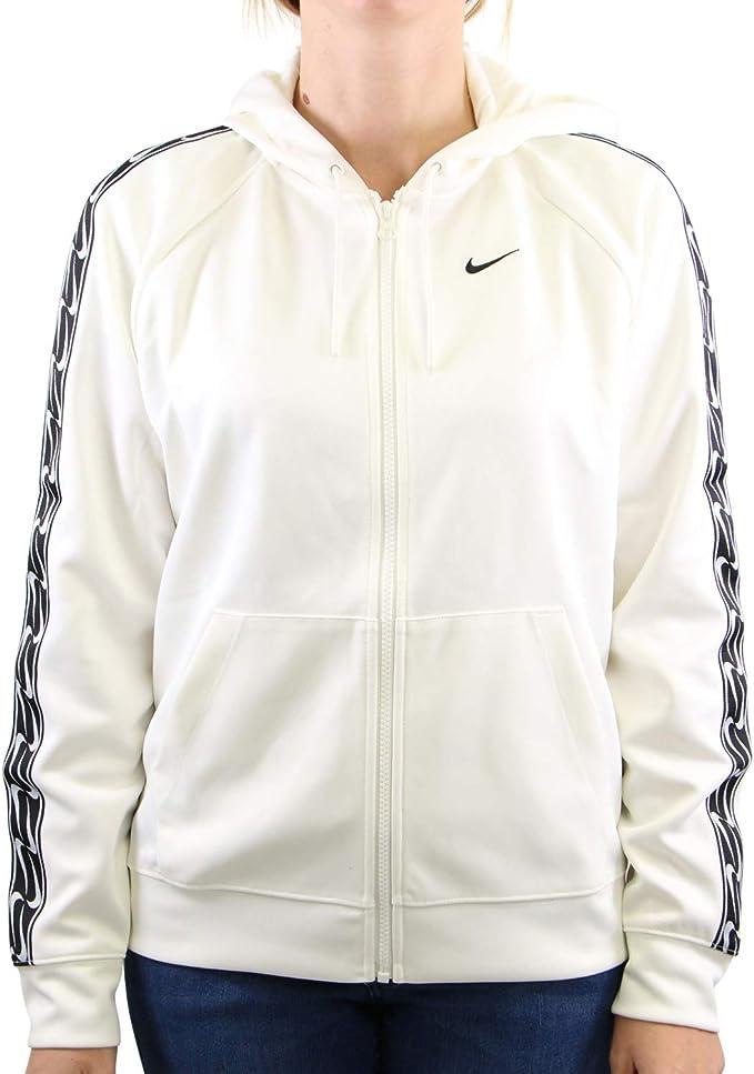 Sarabo arabo visitatore Esperto  Nike W NSW Hoodie FZ Logo Tape Felpa Donna: MainApps: Amazon.it:  Abbigliamento