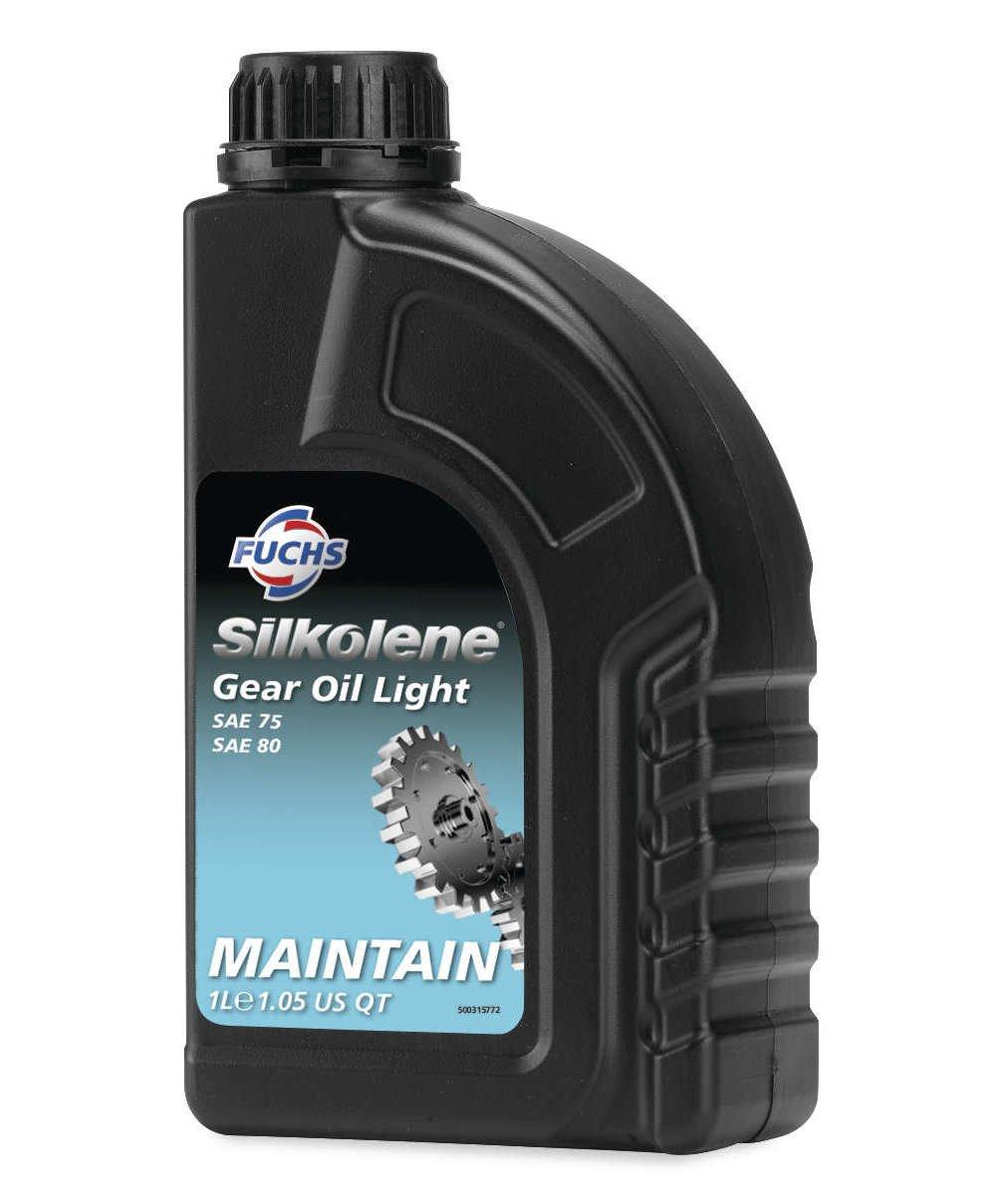 Silkolene Silk Light Gear Oil 1Lt 600757434