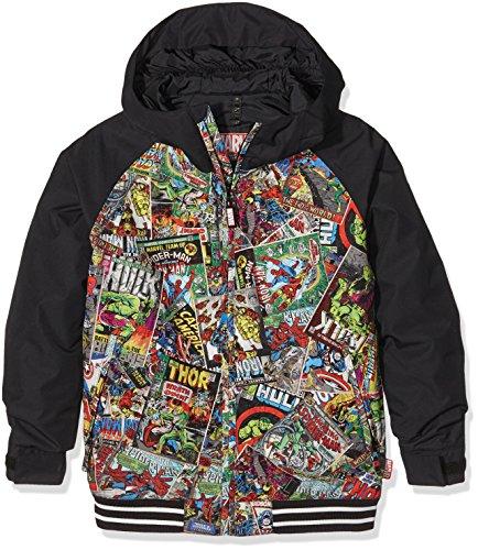 Burton Game Day Jacket Damen Snowboardjacke Jungen L Marvel/True Black
