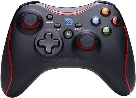 ZD N Controlador USB Radio Gamepad mando para PC (Windows XP/7/8 ...