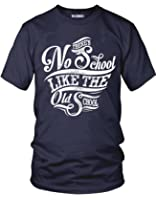 Wolkenbruch® Herren T-Shirt There`s is No School like the Old School, vers. Farben Gr.S bis 5XL