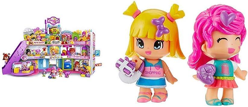 Pinypon - Pack infantil Super Centro Comercial + Set Pinypon Pack ...