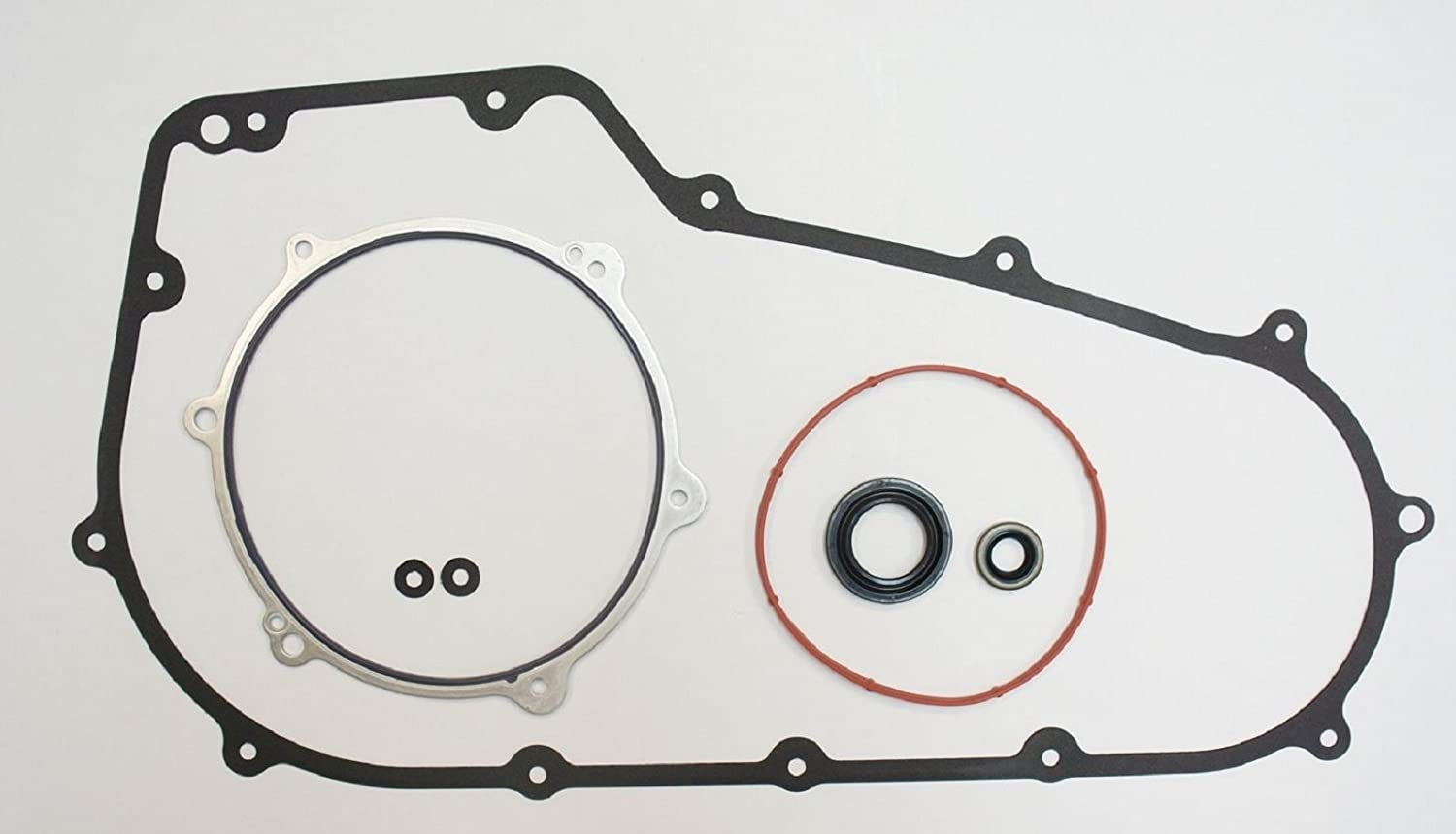 OCP PRIMARY GASKET KIT FOR HARLEY 2007-2015 SOFTAIL /& 2006-2015 DYNA FXD FLSTF FXST