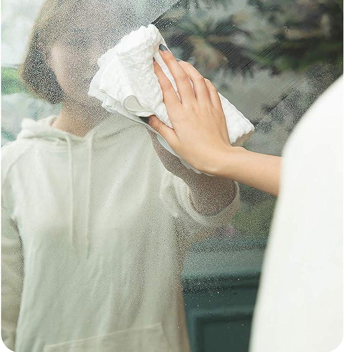 JXBoos Flessibile Specchio Fogli Effetto Specchio Adesivi e murali Acrilico Infrangibile Specchio Vetro Non Plastica Specchio murale Decorazione della Camera-Argento 50x100cm 20x39inch