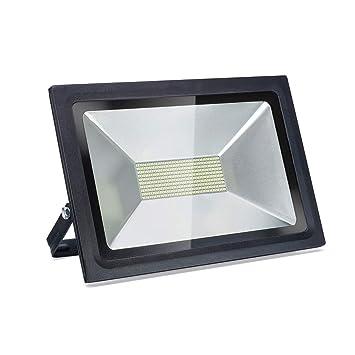 Chaud3000kÉconomiseur De Sécurité Projecteurs D'énergie Led Extérieur100w8600lmBlanc Et Éclairage n0wkOP