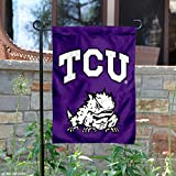 TCU Garden Flag and Yard Banner