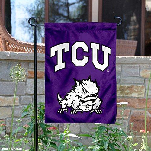 TCU Garden Flag and Yard Banner (Christian Texas University)