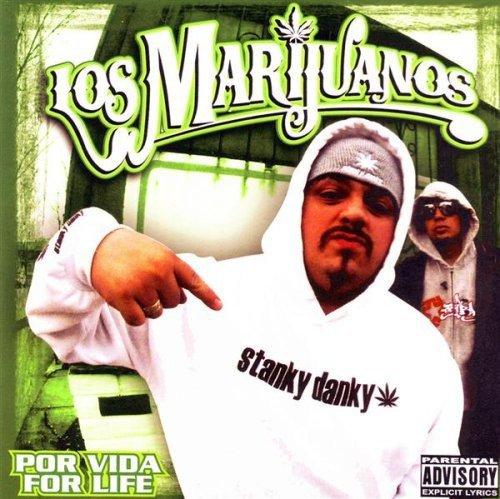 CD : Los Marijuanos - Por Vida [explicit Content] (CD)