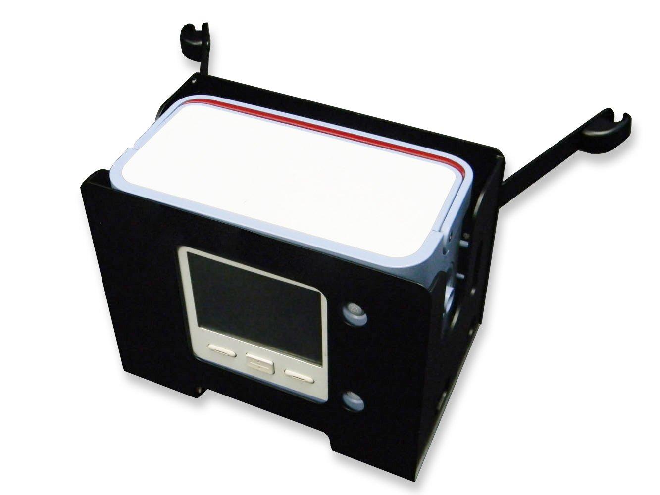 Rehabilitation Advantage Trilogy Ventilator Carrier, 7.75 Pound