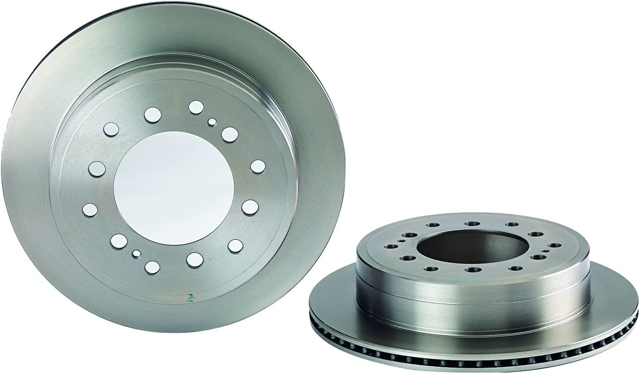 Brembo 25676 Rear Disc Brake Rotor