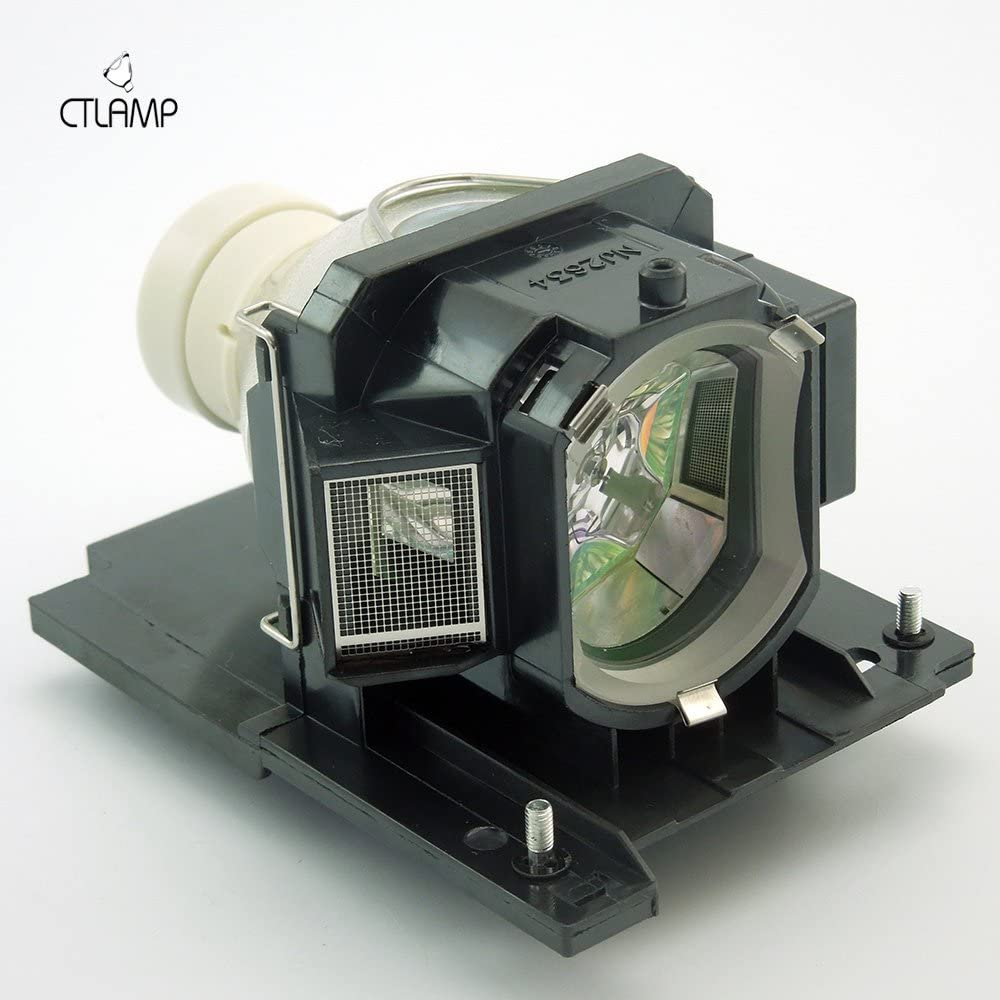 CP-X3010 ED-X42 PROJECTORs TV lamp DT01021 for Hitachi CP-X2010 TVs ED-X40 CP-X2510 CP-X2010N CP-X3010N CP-X2510N Replacement projector CP-X2510EN CP-X3010E CP-X2510E