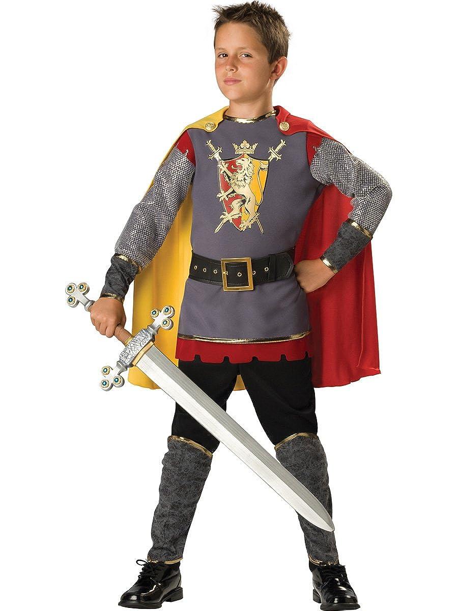 Amazon.com: In Character Costumes, LLC Boys 2-7 Loyal Knight Tunic ...