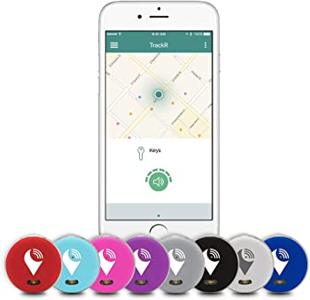 8-Pack TrackR Pixel Bluetooth Tracking Device