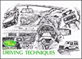 Land Rover Driving Techniques, Brooklands Books Ltd, 1855202867