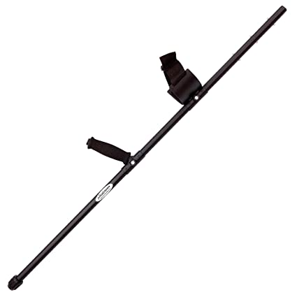 Amazon.com: Anderson Minelab Excalibur Metal Detector Black Aluminum Long Shaft: Garden & Outdoor