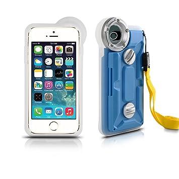 Amazon.com: Carcasa sumergible para Iphone 6/6S iphone7 ...