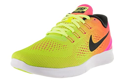 0c7ba3f8e85 Nike Men s Free Rn OC Multi Color Multi Color Running Shoe 10. 5 Men US   Buy Online at Low Prices in India - Amazon.in