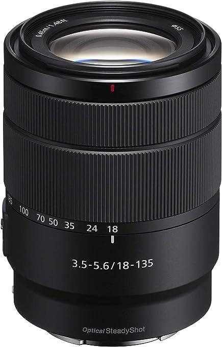 Sony Sel18135 E 18 135mm F3 5 5 6 Oss E Mount Camera Photo