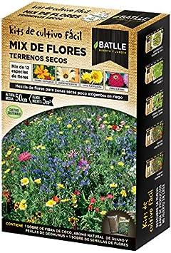 Huerto Urbano - Mix de flores Terrenos secos - Batlle